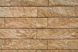 Aranżacja ścian z piaskowca