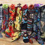 Kolorowe skarpetki męskie największym trendem w modzie na rok 2019